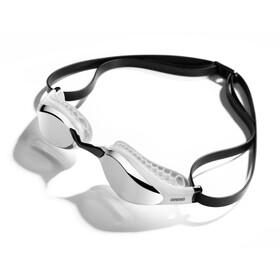 arena Airspeed Mirror Swimglasses silver/white